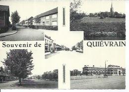 SOUVENIR DE QUIEVRAIN  ( 5 VUES ) - Quiévrain