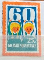 60 JAAR  SONNEVANCK - Erinnofilia