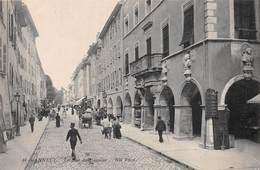 Annecy (74) - La Rue Du Paquier - Annecy