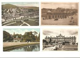 FOUR CARDS  OF BUXTON DERBYSHIRE - Derbyshire