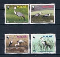 Malawi 1987 Tiere Mi.Nr. 477/80 Kpl. Satz ** - Malawi (1964-...)