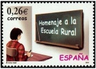 ESPAÑA 2003 - HOMENAJE A LA ESCUELA RURAL - Edifil Nº 3978 - Yvert Nº 3549 - Infancia & Juventud