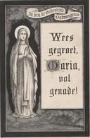 GEBOREN TE CALCKEN 1806+1886 PETRUS DE GROEVE. - Religion & Esotérisme