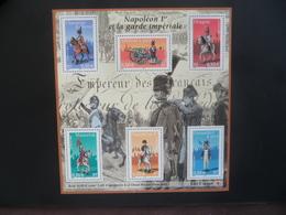 Année 2004 BF 72 Neuf** MNH Personnages Célèbres Napoléon - Blocs & Feuillets