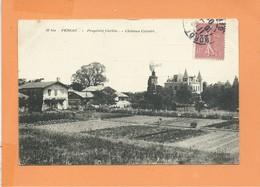 CPA - Propriété Corbin - Chateau Cazalet - Pessac