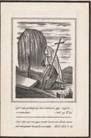 GEBOREN TE ST.GILLIS(WAES) 1750+1847 ELISABETH JACOBA. - Religion & Esotérisme