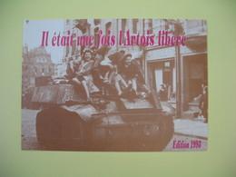 Carte Il était Une Fois L'Artois Libéré  édition 1993 N° P2813A  Cachet Béthune - Geschiedenis