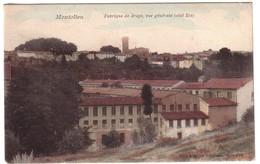 MONTOLIEU - Fabrique De Draps - Autres Communes