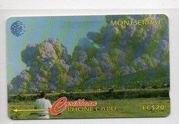 EC - 20 - PYROCLASTIC FLOW - Montserrat