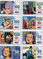 """TIM 11+1 CARD SET - """"MANDRAKE"""" - [2] Handy-, Prepaid- Und Aufladkarten"""