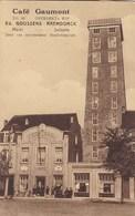 Zelzate, Selzaete, Café Gaumont, Overdekte Wip, Markt, Ed Goossens Raemdonck (pk57311) - Zelzate