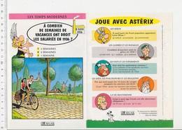 Création Des Congés Payés En 1936 Accords De Matignon Cyclotourisme Vélo Tandem Bicyclette Histoire De France VP 01-FICH - Vieux Papiers