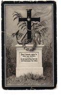 AUGUST HIERONYMUS RONDOU ° ROTSELAER 1835 + WACKERZEEL 1907 / PHILIPPINA LIMBOSCH - Images Religieuses