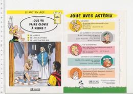 Baptème De Clovis à Reims  Histoire De France VP 01-FICH - Vieux Papiers
