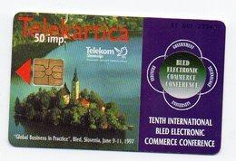 Telekom Slovenije 50 Imp. - BECC - Slovenia