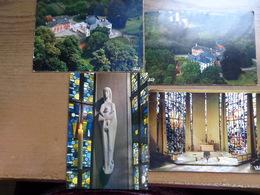 6 X Moerzeke: Retraitehuis OLV Middelares + Grafkapel Priester Poppe --> Beschreven - Hamme