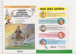 Attila Et Les Huns  Histoire De France VP 01-FICH - Vieux Papiers