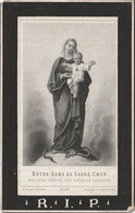GEBOREN TE LIER 1786+1877 MARIA ANNA HENS. - Religion & Esotérisme