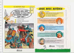 La Guerre De Cent Ans  Histoire De France VP 01-FICH - Vieux Papiers