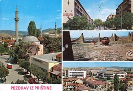 Kosovo Pristina 1970 / Pozdrav, Greetings - Kosovo