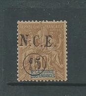 NOUVELLE CALÉDONIE Scott 61 Yvert 56 (1) *  4,50 $ 1900 - Nouvelle-Calédonie