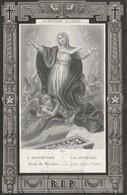 GEBOREN TE BEERINGEN 1804+1875 CORNELIUS LAMBERTUS DAMS. - Religion & Esotérisme