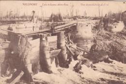 Nieuwpoort, Nieuport, Les écluses Démolies (pk57318) - Nieuwpoort