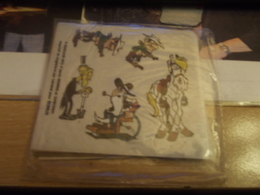 Autocollants Bonux Lucky Luke 1975 Neuf Encore Dans Son Emballage D'origine - Autocollants