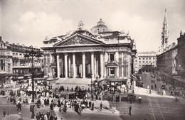Brussel, Bruxelles, De Beurs, La Bourse (pk57319) - Monuments, édifices
