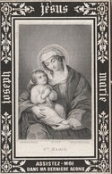 GEBOREN TE LUMMEN 1791+1875 MARIA ANNA BYNENS. - Religion & Esotérisme