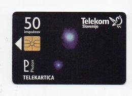 Telekom Slovenije 50 Imp. - Pluton - Slovenia