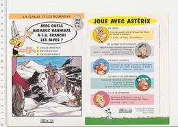 Hannibal Franchit Les Alpes Avec Les éléphants Histoire De France VP 01-FICH - Vieux Papiers