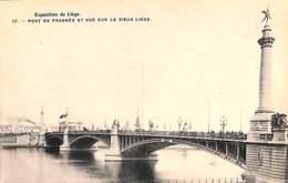 Liège Expo 1905 - Pont De Fragnée Et Vue Sur Le Vieux Liège (Bertels) - Liege