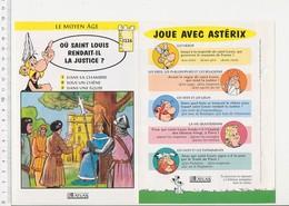 Le Roi Saint-Louis Rend La Justice Sous Un Chêne Château De Vincennes Histoire De France VP 01-FICH - Vieux Papiers