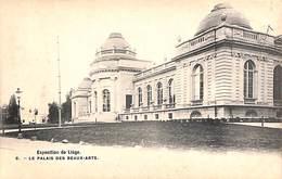 Liège Expo 1905 - Le Palais Des Beaux-Arts (Bertels) - Liege