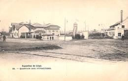 Liège Expo 1905 - Quartier Des Attractions (Bertels) - Liege