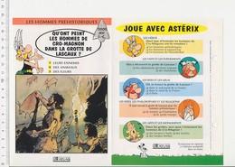 Grotte De Lascaux Hommes De Cro-magnon Peintures Rupestres VP 01-FICH - Vieux Papiers