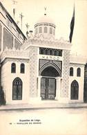 Liège Expo 1905 - Pavillon Du Maroc (Bertels) - Liege
