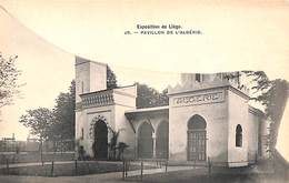 Liège Expo 1905 - Pavillon De L'Algérie (Bertels) - Liege