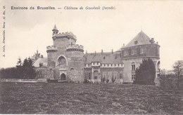 Environs De Bruxelles, Château De Gaesbeek (pk57328) - Sint-Pieters-Leeuw