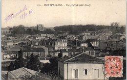 34 MONTPELLIER - Vue Générale (tampon Au Dos De Marcel Bourdiol)   * - Montpellier