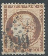 Lot N°47029  Variété/n°38, Oblit GC, Couleur OCRE - 1870 Siege Of Paris