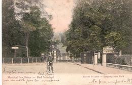 Mondorf - Entrée Du Parc - Mondorf-les-Bains