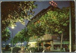 °°° Cartolina N. 177 Francavilla Hotel Royal Di Notte Viaggiata °°° - Chieti