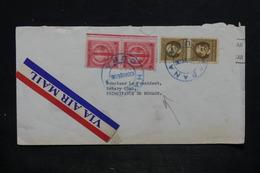 CUBA - Enveloppe De La Havane Pour Monaco , Affranchissement Et Oblitération Plaisants - L 25695 - Cuba
