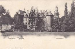 Fontaine L'Eveque, Le Château (pk57333) - Fontaine-l'Evêque