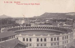 Espanha - 2  Postales De Toros  -Bilbao - Other