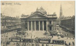Brussel - Bruxelles - La Bourse - The Exchange - Ern. Thaill Série 1 No 75 - 1920 - Monuments, édifices