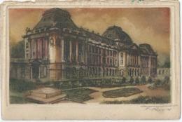 Brussel - Bruxelles - Palais De Roi - Monuments, édifices