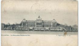 Brussel - Bruxelles - Le Nouveau Palais De Roi - L. Lagaert No 229 - 1908 - Monuments, édifices